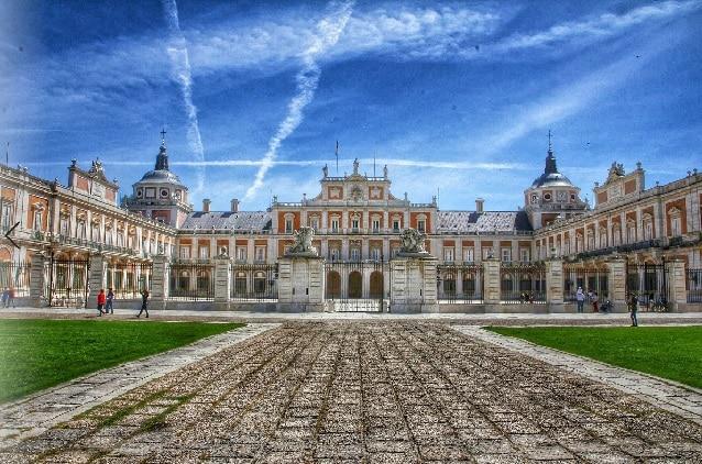 que ver cerca de madrid palacio de aranjuez