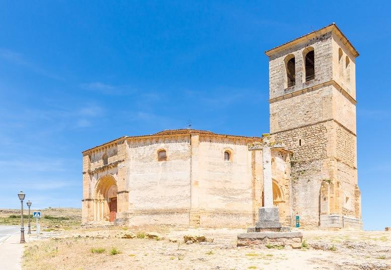 Que ver en Segovia Iglesia de la Vera Cruz