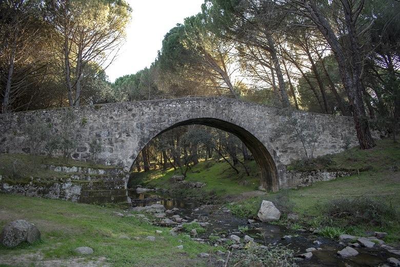 Sotillo de la Adrada Puente Mosquea Puente nosqueda