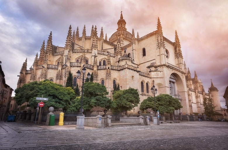 que ver en Segovia catedral de segovia
