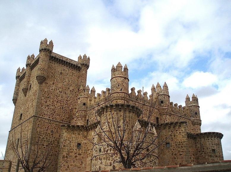 que ver en la provincia de toledo castillo de guadamur
