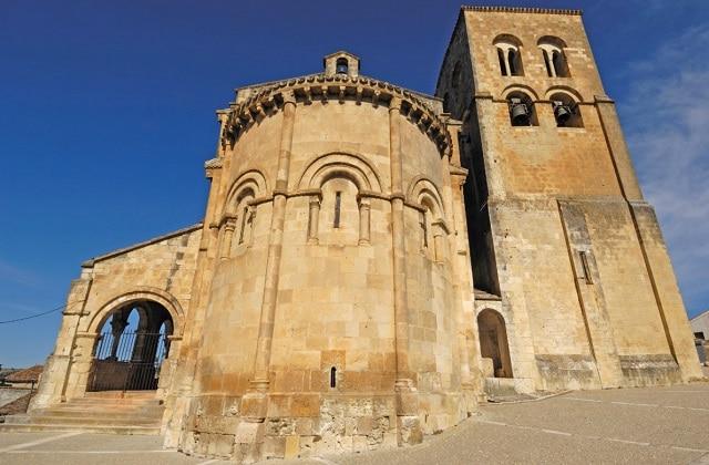 Iglesia de el salvador, sepulveda
