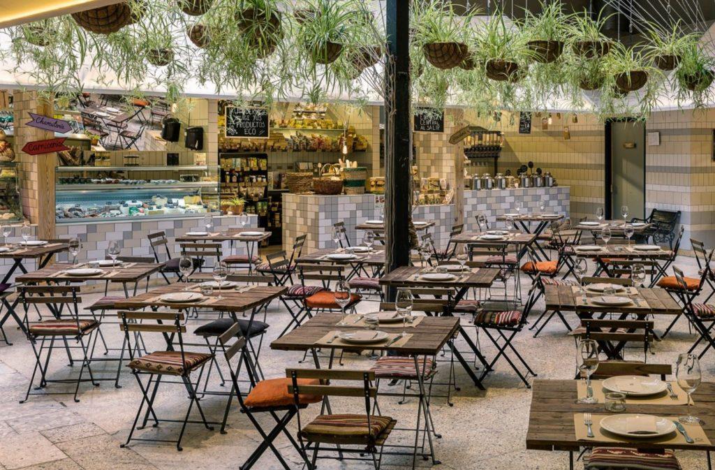 mercados de madrid el huerto de lucas madrid